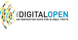 The Digital Open logo