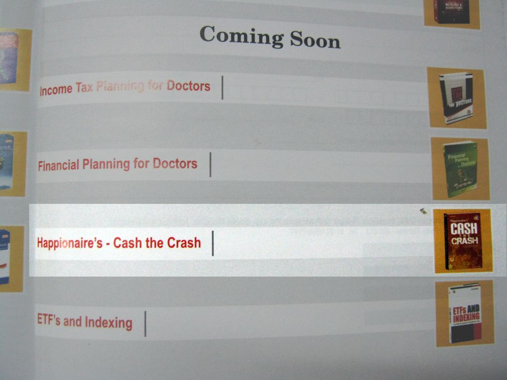 Cash the Crash - coming soon