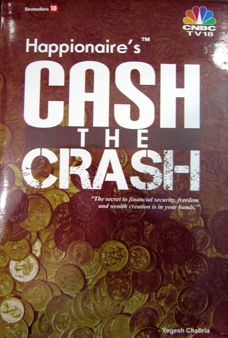 Cash The Crash book cover