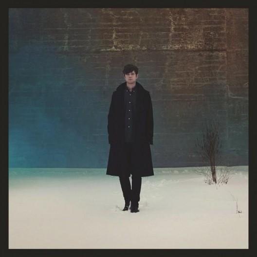 James Blake Overgrown album cover