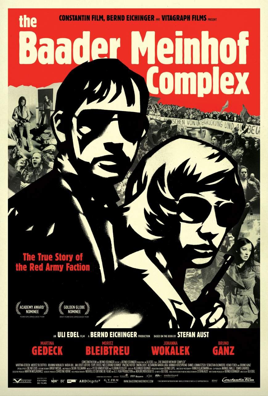 The Baader-Meinhof Complex film poster