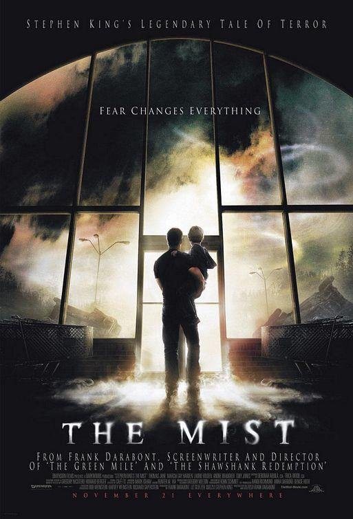 The Mist film poster