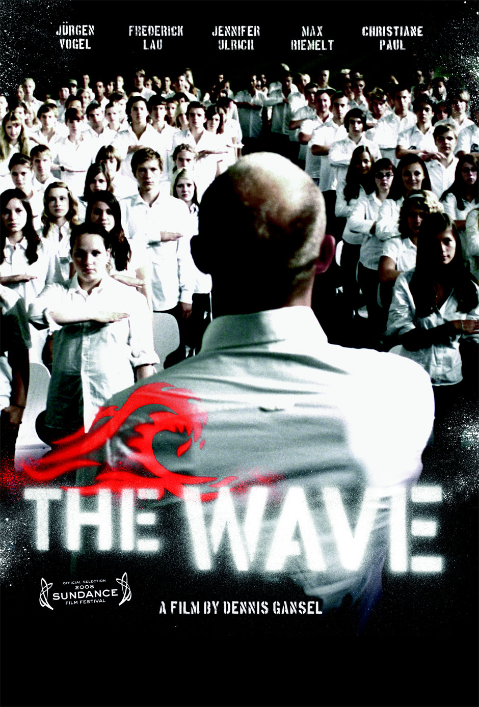 The Wave film poster