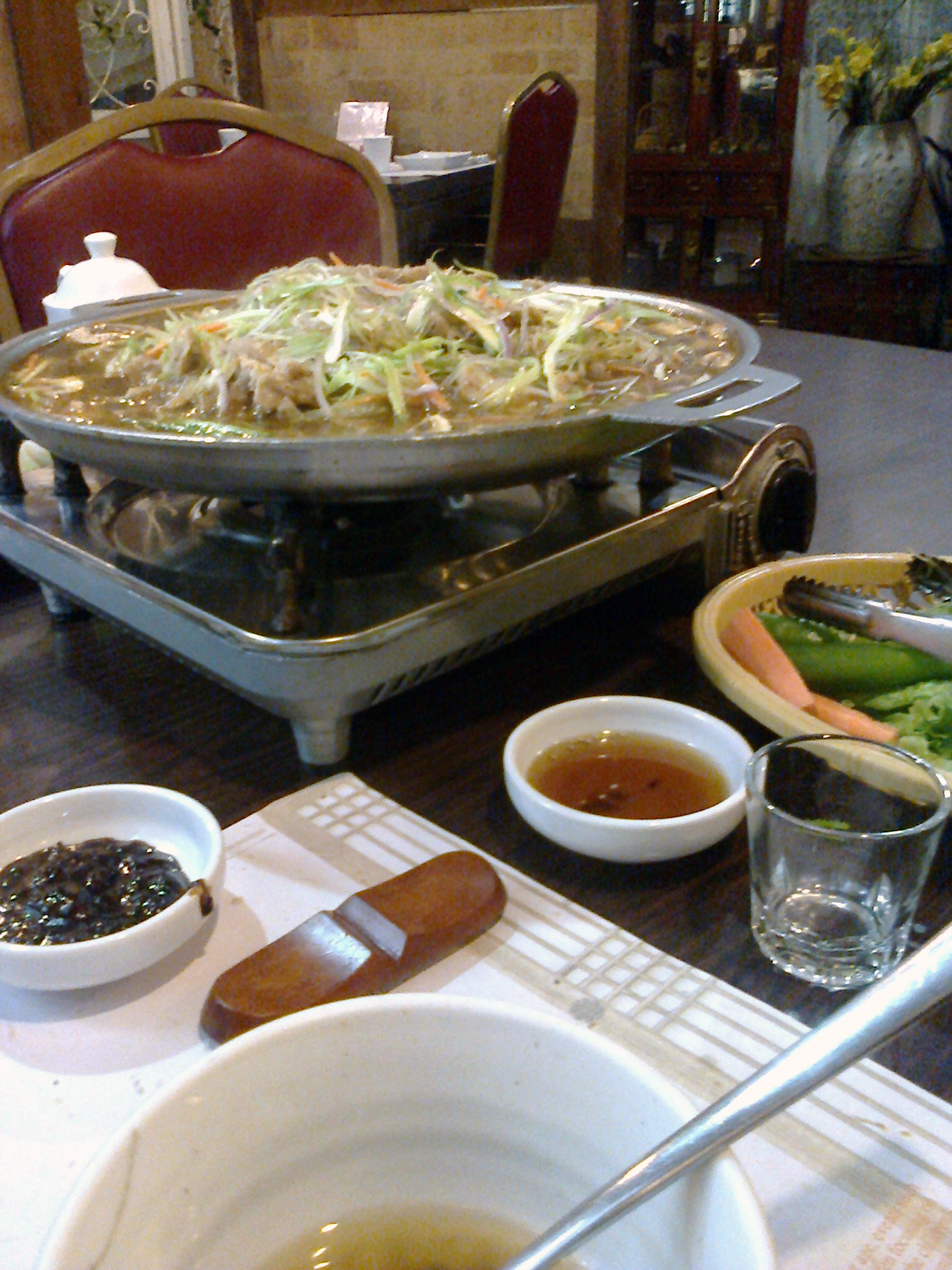Gung The Palace - Enormous quantities of food